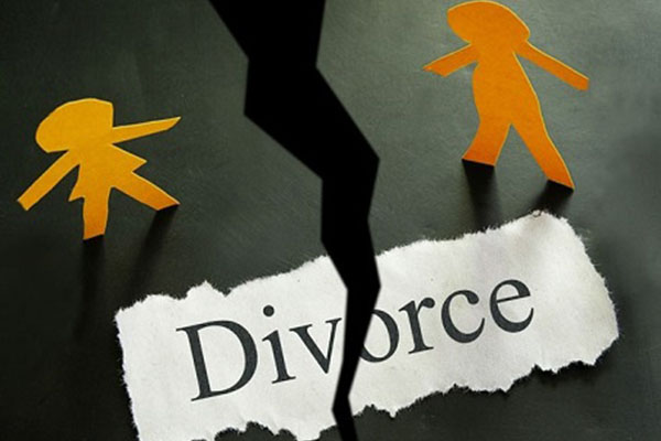 divorce problems